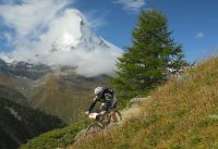 Swiss Epic Mountain Bike Race 2014, Etappe 5 Grächen-Zermatt