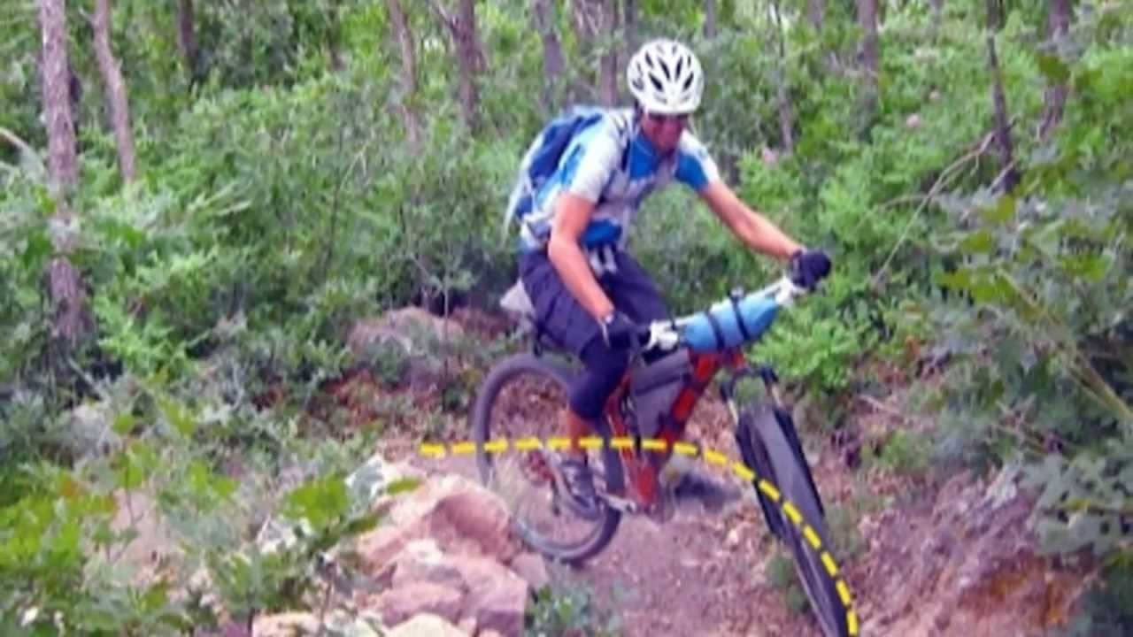 Switchbacks for Beginners, N00bs, and Newbies --  XC MTB Mountain Bikes