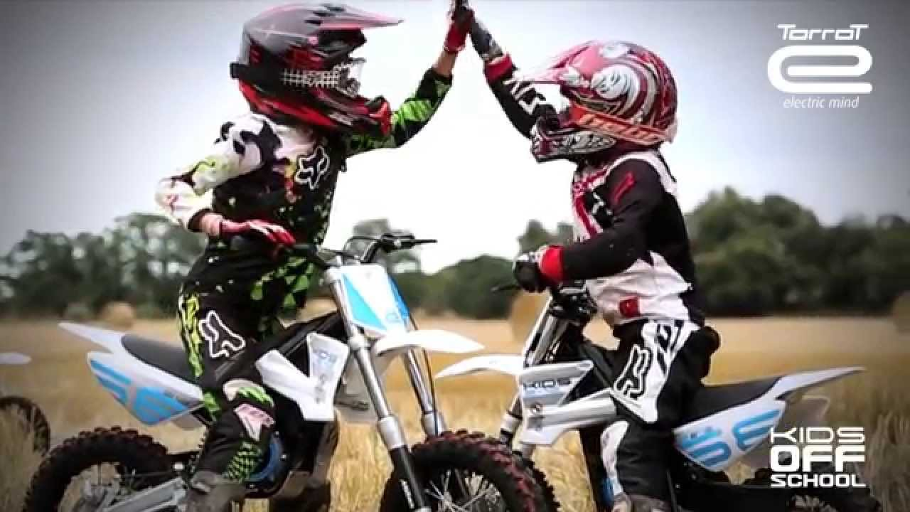 TORROT ELECTRIC KIDS offroad motorcycles family intro