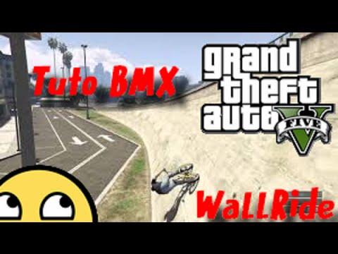 TUTO BMX / COMMENT FAIRE UN WALLRIDE !