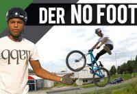 TUTORIAL: Den No Foot lernen | Dirtbike Trick für Anfänger