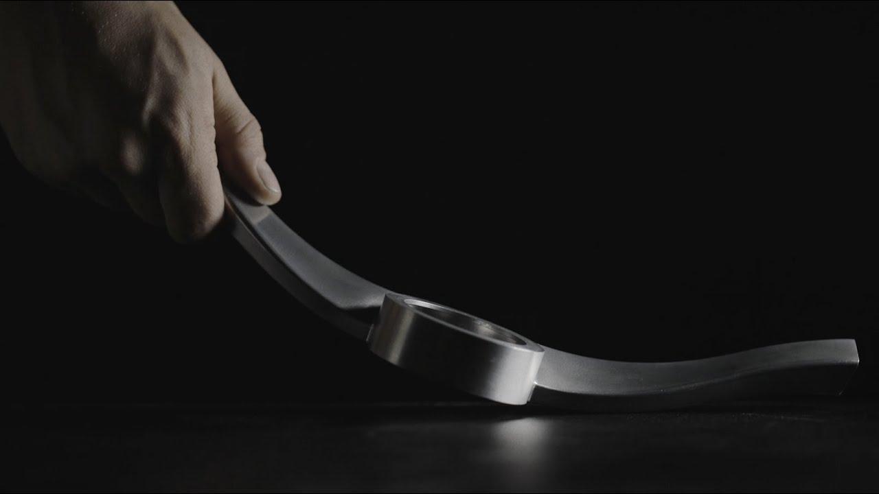 Tarform Custom 3D Printed Handlebars