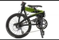 Tern Link D16 Folding Bike + Accessories