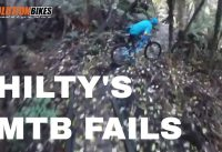 The Hilty Mountain Biking Crash Reel