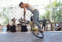 The Relationship Between Jean William Prevost and his Special Yellow BMX Bike