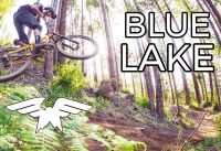 These Trails Are Fire - Mountain Biking Blue Lake, California