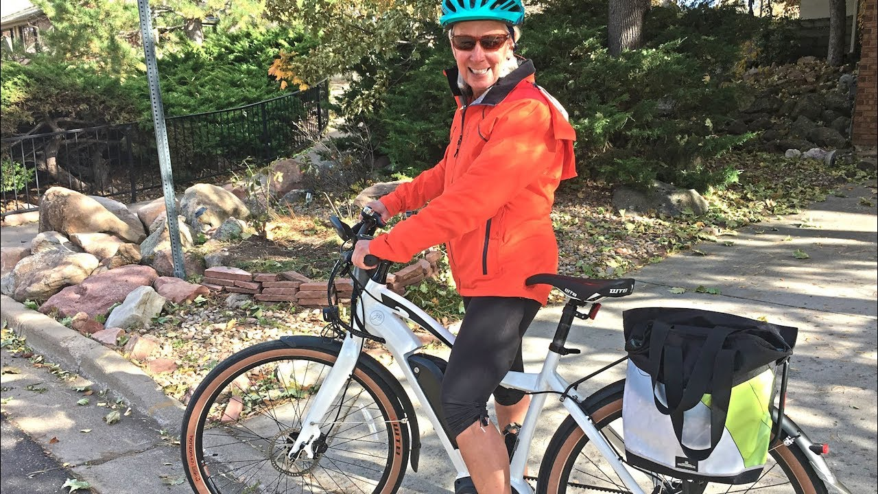 This ebike Changed my Mom's Life! The Priority Embark