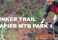 Tinker Mountain Bike Track - Pan Pac Eskdale Mountain Bike Park, Hawke's Bay, New Zealand