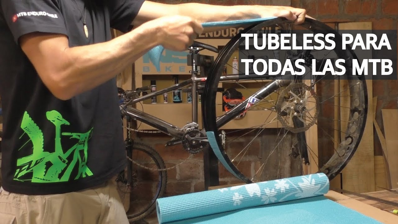 Tip #19 - Tubeless para Fat Bike, Tubeles para cualquier Mountain Bike!