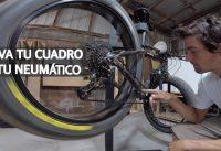 Tip #23 - Que hacer con un neumático excesivamente ancho en tu Mountain Bike!
