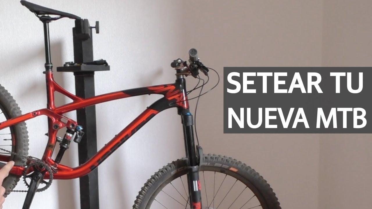 Tip #25 - Qué hacer con tu nueva Mountain Bike!