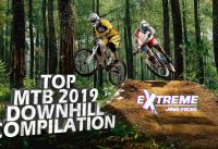 Top MTB 2019 Downhill Compilation--Best mountain bike speed runs