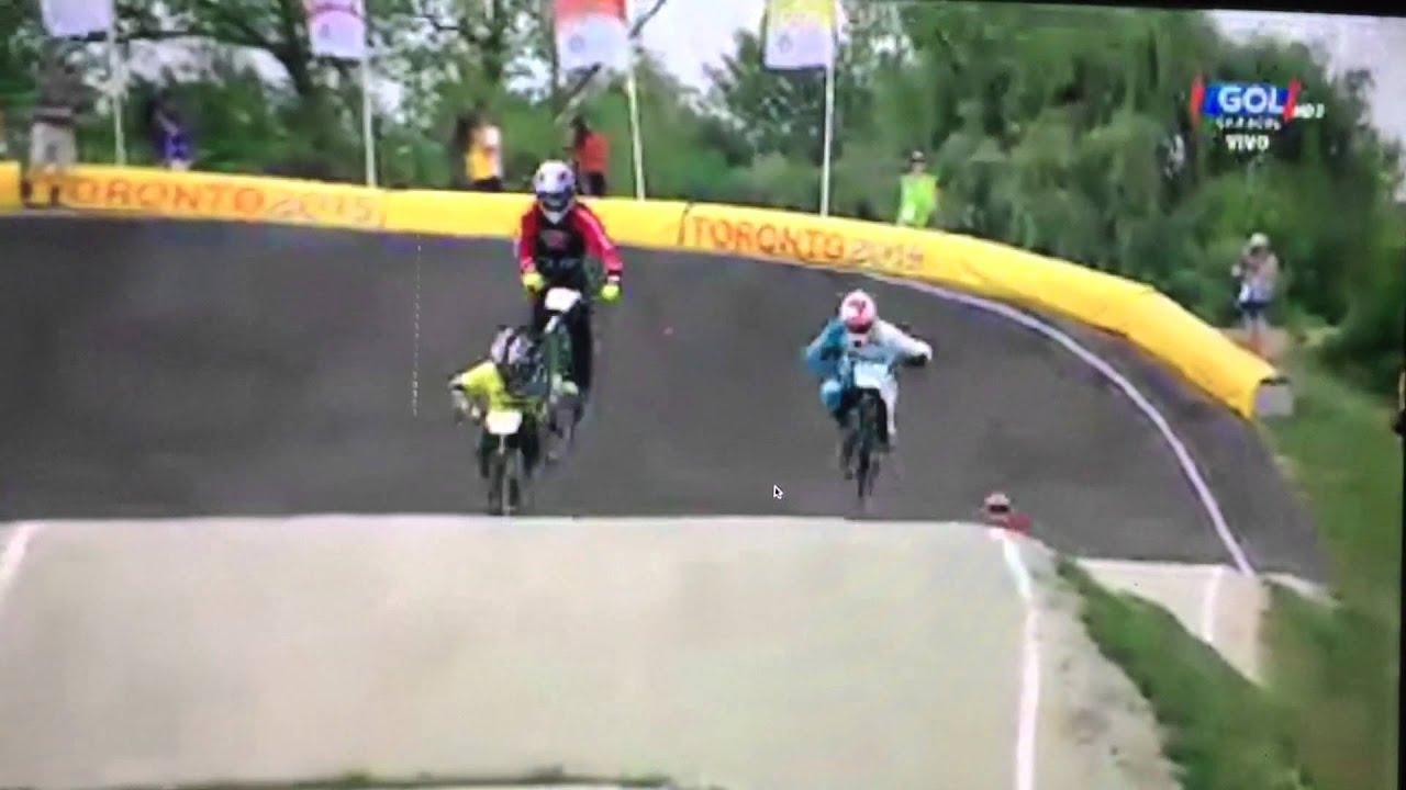 Torneo Nacional BMX  2015. Pista BMX Bosque Popular Ciudad de Manizales, Caldas, Colombia