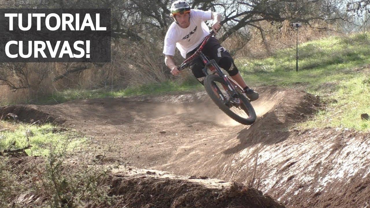 Tutorial - La Ciencia de las Curvas! Técnicas para doblar en Mountain Bike!