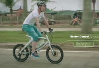 U Bike   The Next Generation of SMART Electric Bicycle