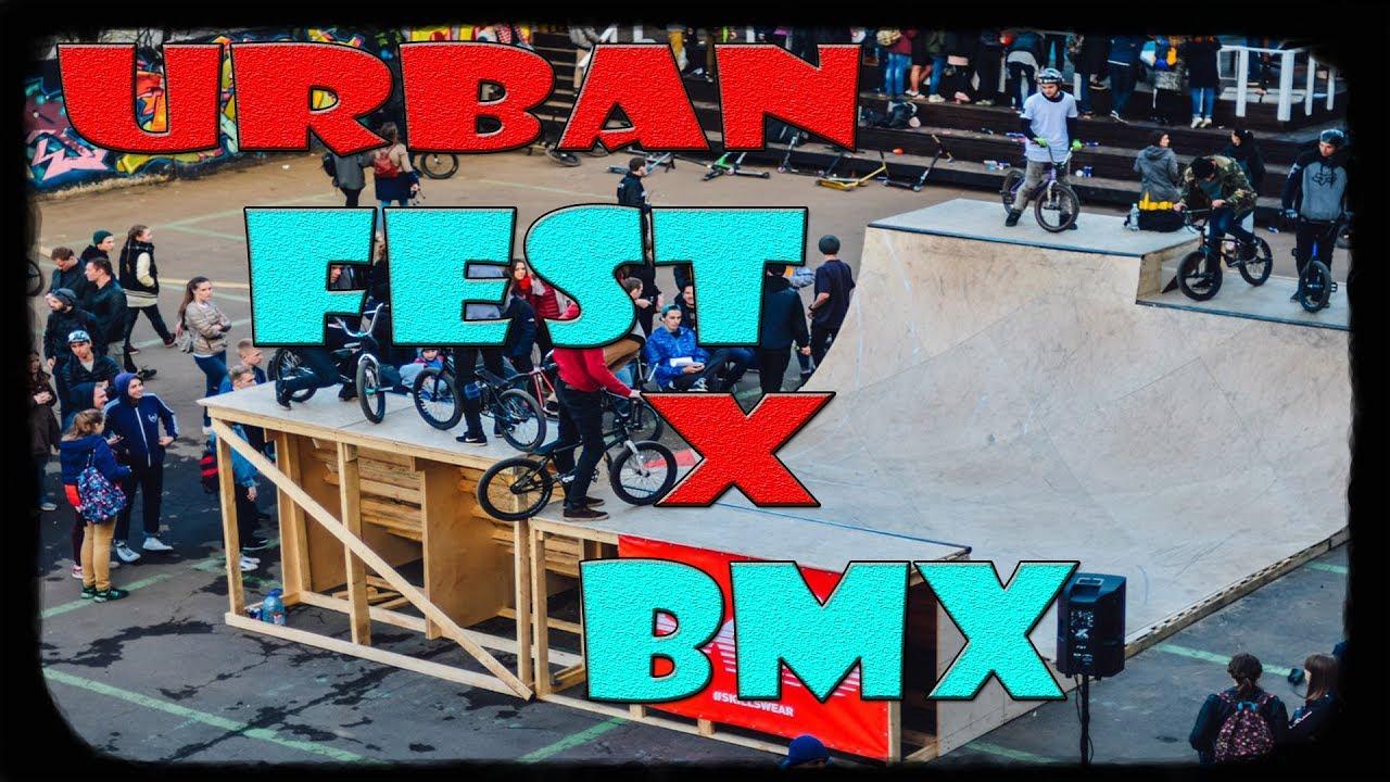 Urban Fest x BMX