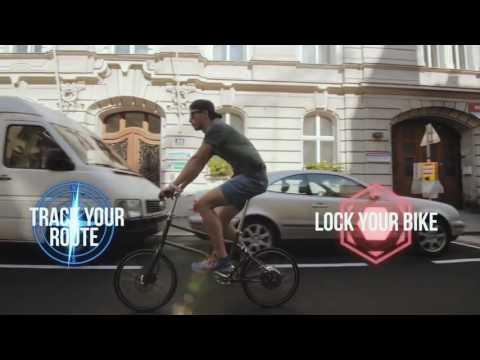 VELLO BIKE   The First Self Charging Folding E Bike