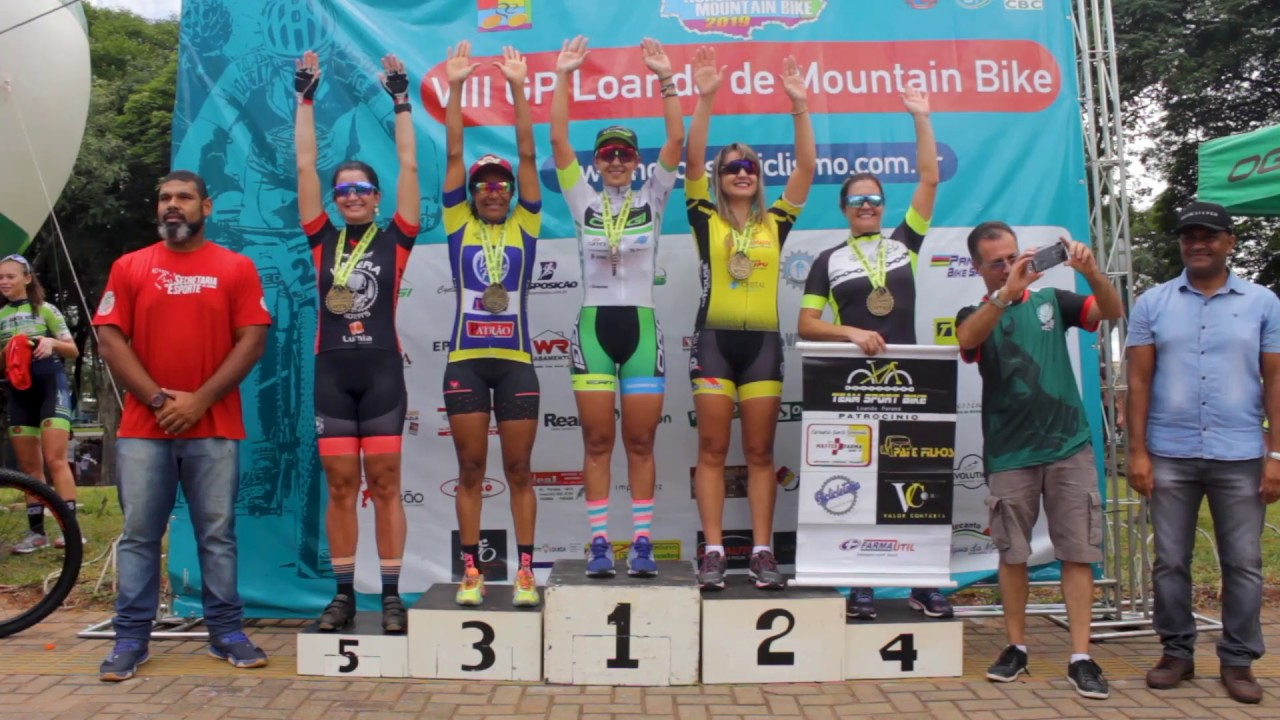 VIII GP Loanda de Mountain Bike :: Disposição :: VÍDEO OFICIAL