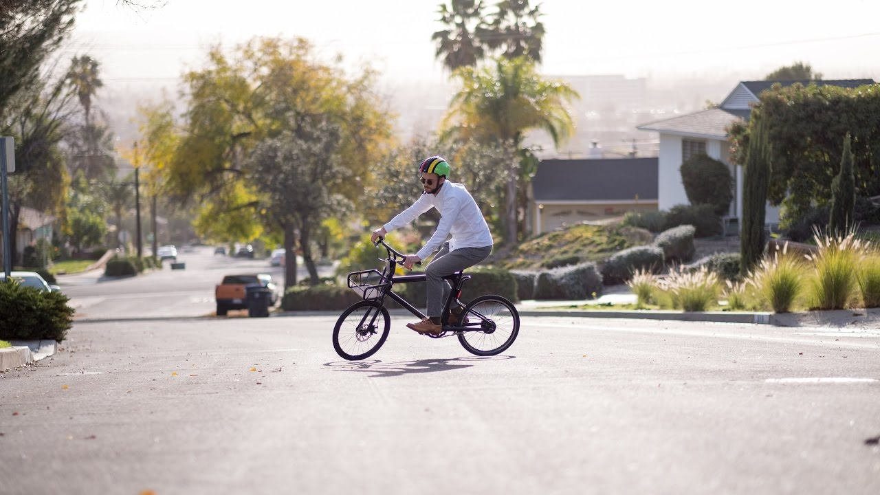 Volta - This is more than your average electric bicycle - Kickstarter Video