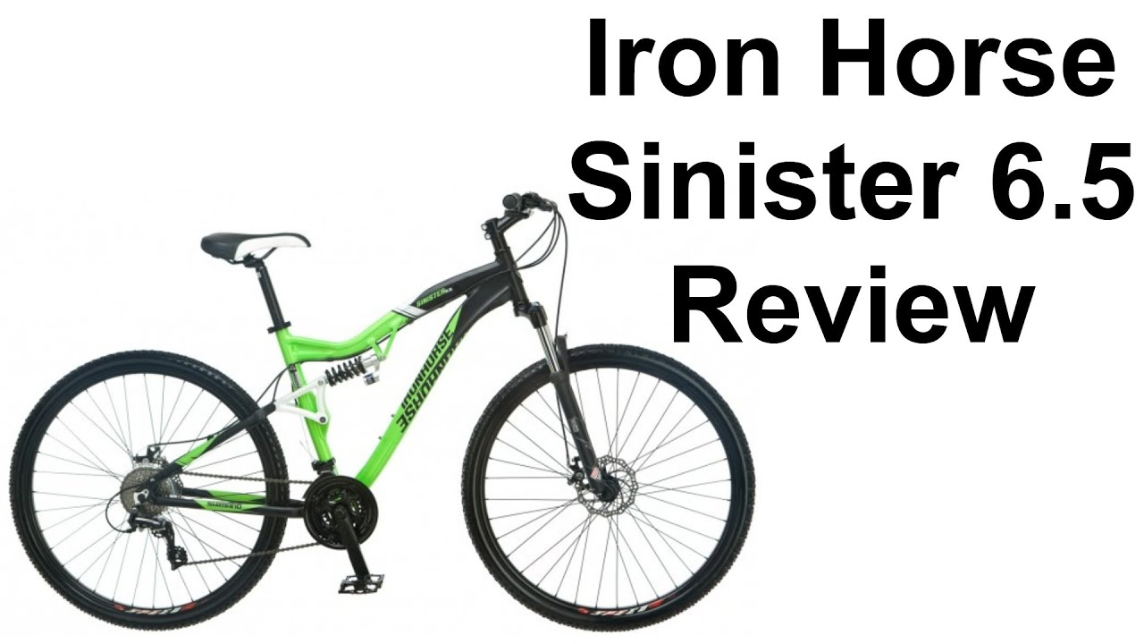 "Walmart Mountain Bike Iron Horse 29"" Sinister Review"