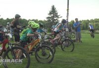 Wednesday Night Mountain Bike Racing at Catamount
