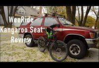 WeeRide Kangaroo Seat Review - Diamondback Release Mountain Bike