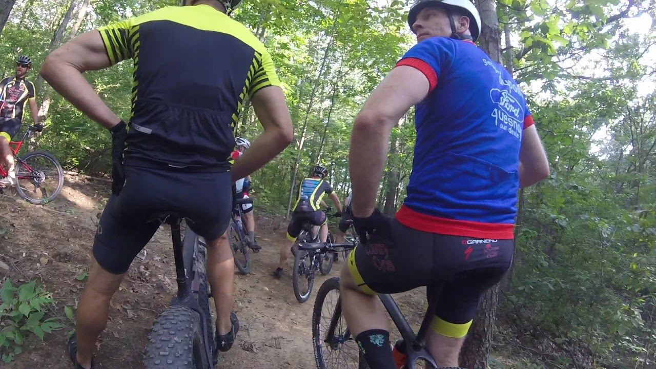 West Michigan Mountain Bike Trails: Hammond Hills
