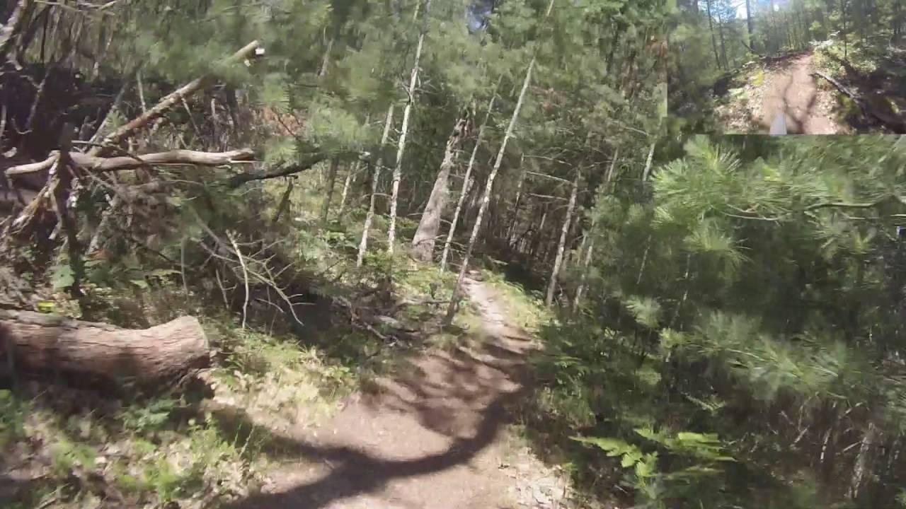 West Michigan Mountain Biking: Vasa Single Track