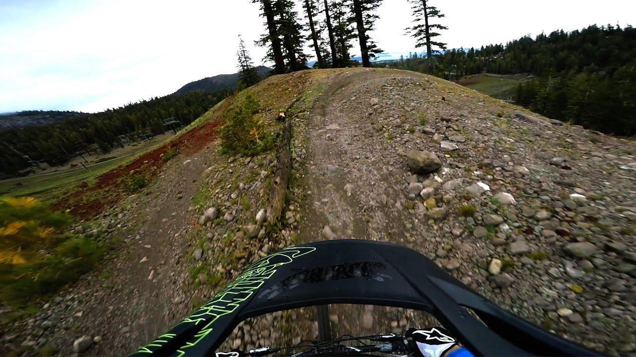 Wet Bullet DH, Mammoth Mountain Bike Park 2016