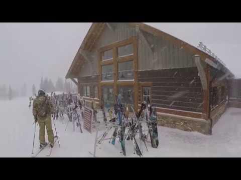 Winter Park Ski + Moab Mountain Biking MTB   DAY 1 - Berthoud Pass
