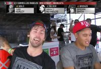 X Games - Classic Match BMX Street Final LA 2013 Run 3