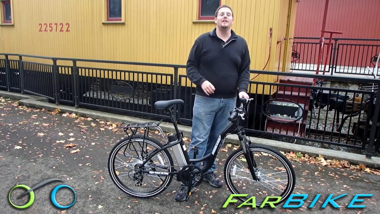 X-treme Trail Climber Electric Mountain Bike Review
