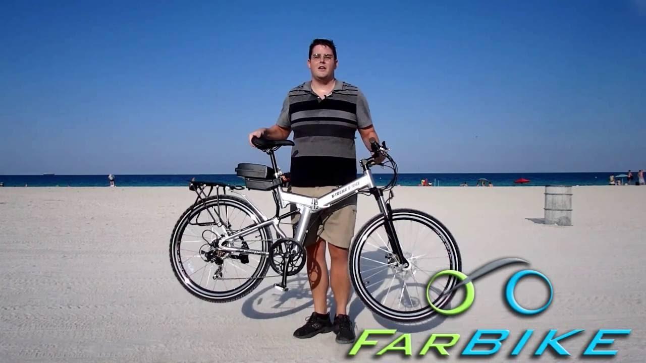 X-treme X-Cursion XB-310Li Folding Electric Bike Review