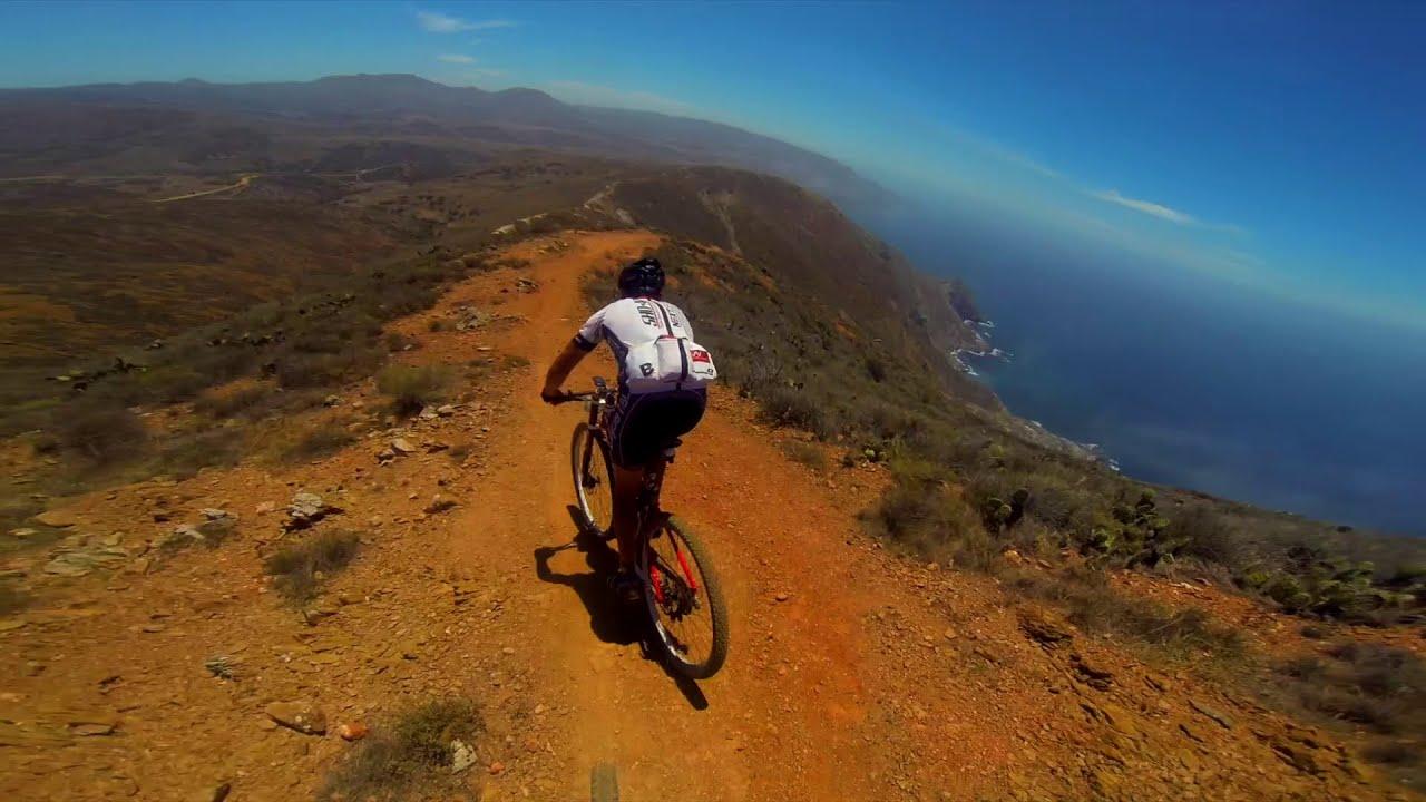 XC Ride: 2014 Catalina Island Gran Fondo (No Music)