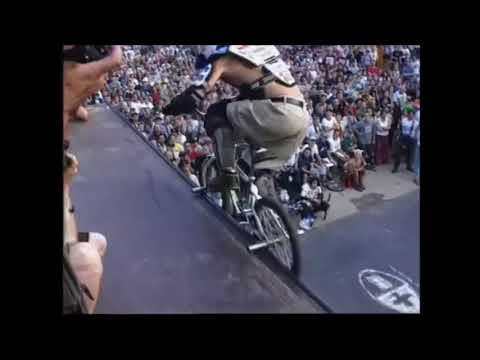 bmx 1996 Jason Davies-2nd place BMX Worlds