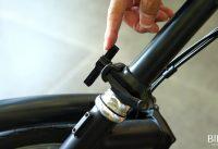 brompton Folding Lever + Hinge clamp plate 摺疊旋鈕介紹-BIKEfun design