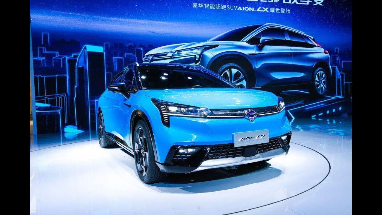 electric car china 2019 hozon U walkaround.