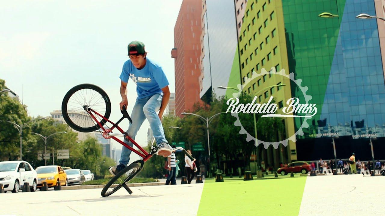 khaled Huerta - Bmx Flatland