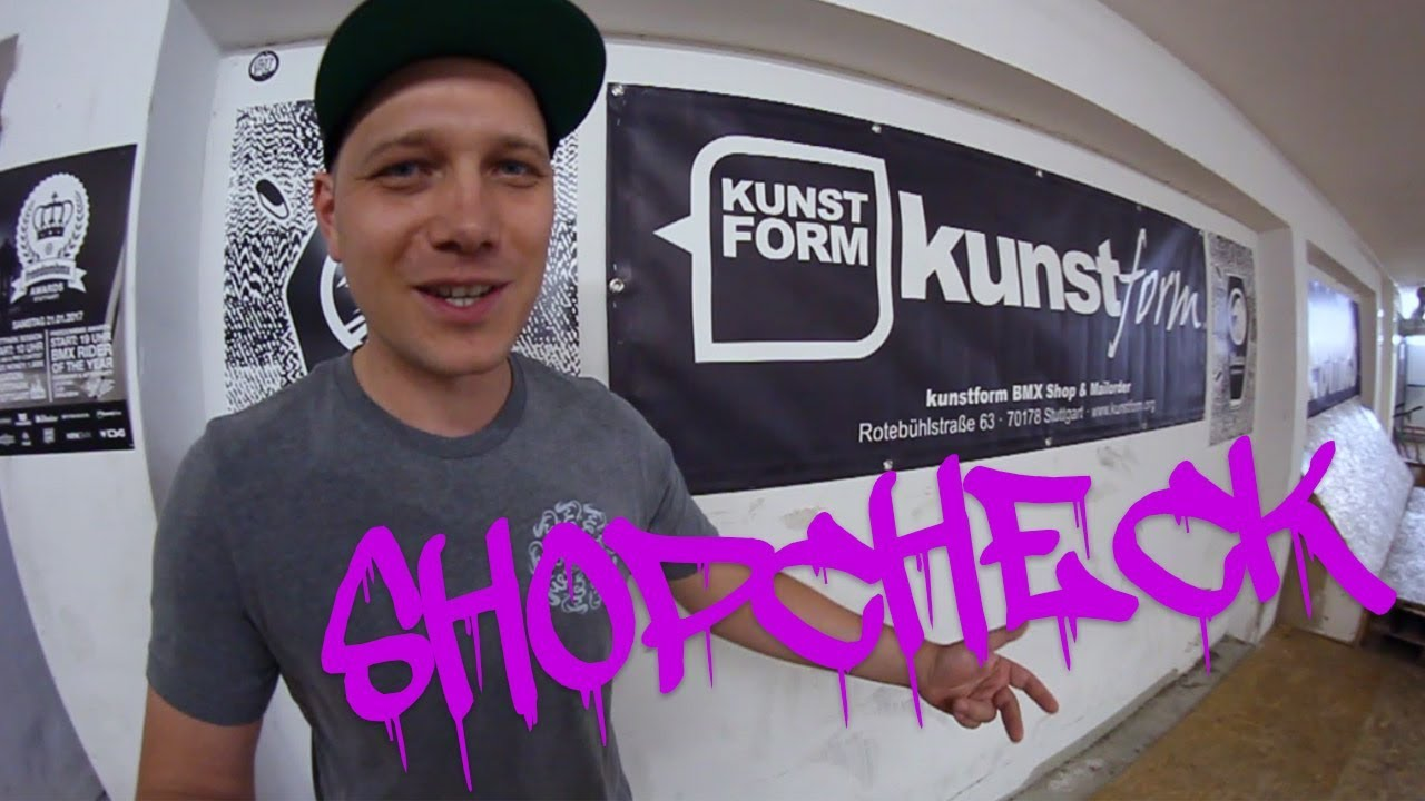 kunstform BMX Shop | freedombmx Shopcheck