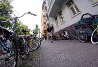 real Oldschool BMX Profi @ Fahrradsalon Berlin