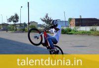 Amazing Freestyle Bicycle Stunts 2017 | MTB Bike Stunts 2017 | Talentdunia