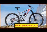 BICICLETA BMC SPEEDFOX MTB 2018