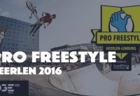 BMX Flatland highlights | Pro Freestyle Heerlen 2016
