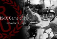 BMX Game of BIKE Donovan vs Hugo