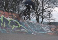 BMX IN NEWCASTLE AND PANCAKE DAY