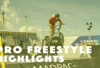 BMX Park pro final | Highlights Pro Freestyle 2017