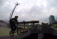 BMX Session | Daejeon, South Korea