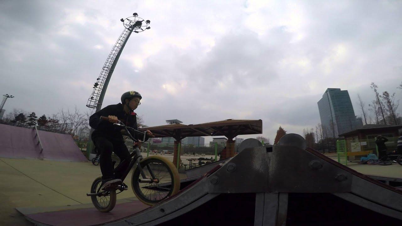 BMX Session | Daejeon, South Korea