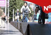 BMX-en, graffiti spuiten en skaten bij Velo-city Junior
