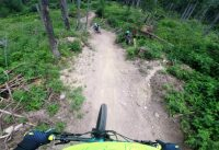 BOROVETS MOUNTAIN - DH BIKE PARK 7/2017